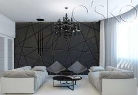 Дизайн квартиры ул. Ванеева