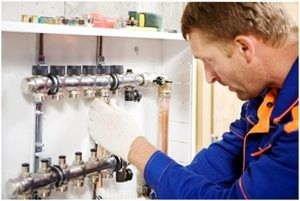 Техническое обслуживание системы водоснабжения