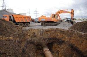 Капитальный ремонт трубопроводов