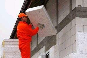 Теплоизоляция фасадов зданий