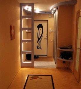 ремонт прихожей в квартире